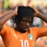 Gervinho, attaccante della Costa d'Avorio