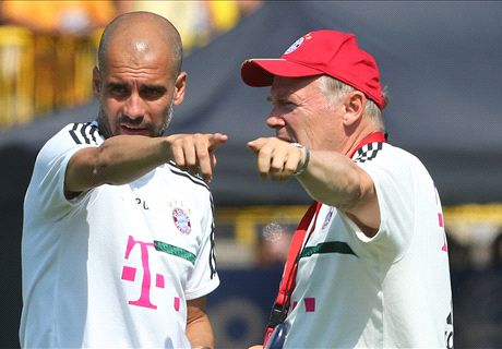 Bayern not planning for Guardiola exit