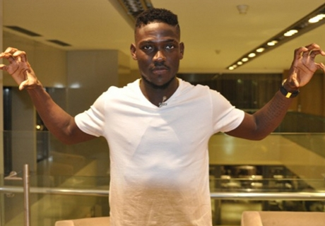 Opare happy to play anywhere for Besiktas