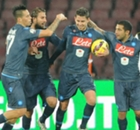 Coppa Italia Nápoles (5) 2-2 (4) Udinese