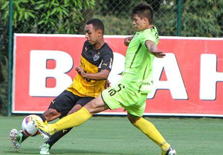 Dodô ressalta empenho no Atlético-MG