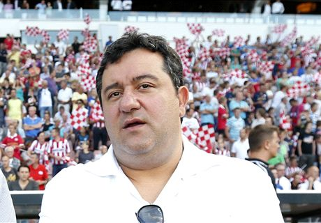 Raiola pulls out of FIFA presidency race