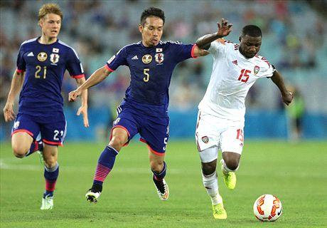 Coppa d'Asia, quarti - Giappone fuori