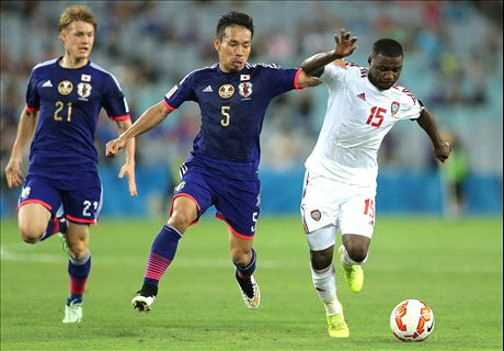 Match Report: Japan 1-1 UAE (pens: 4-5)