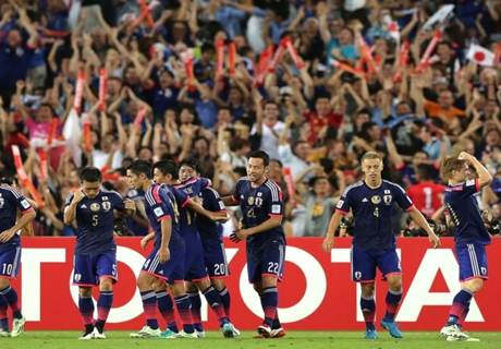Laporan: Jepang 1(4)-(5)1 Uni Emirat Arab
