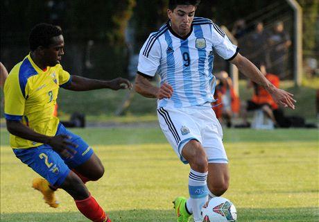 Argentina va por su segundo triunfo