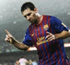 Midfield Messi makes Barca look good