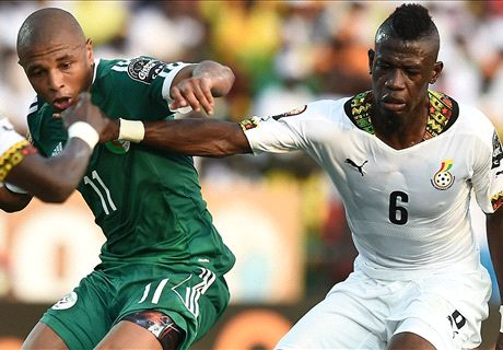 Player Ratings: Ghana 1-0 Algeria