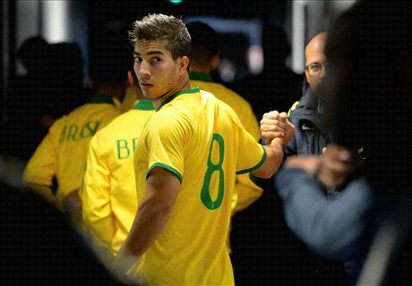 Lucas Silva ya está en Madrid
