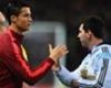 """Impossible de gagner contre Ronaldo et Messi"""