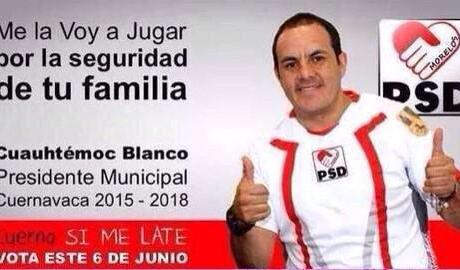 Liga MX estudiará precandidatura de Cuauh