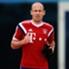 Mit 31 spielfreudig wie eh und jeh: Bayern Münchens Arjen Robben