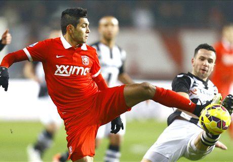 Laporan Pertandingan: Twente 2-0 Heracles