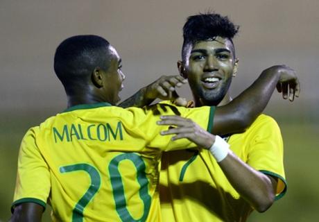 Prévia Sub-20: Brasil x Uruguai