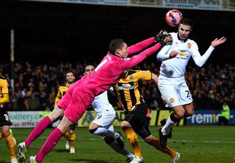 FA Cup: United blamiert sich
