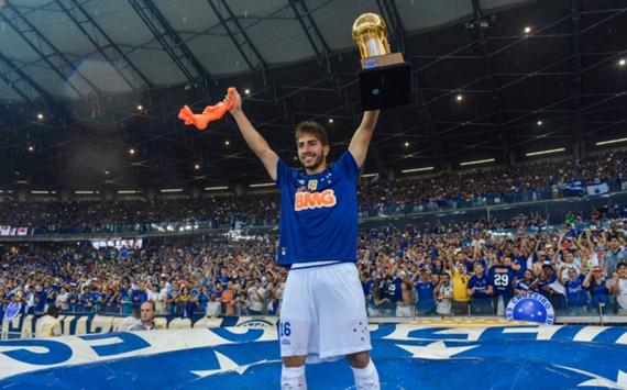 Lucas se despidió de Cruzeiro