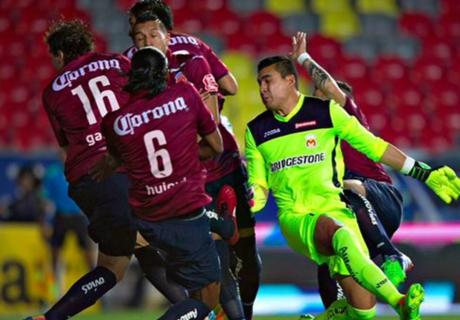 Liga MX: Morelia 0-0 León
