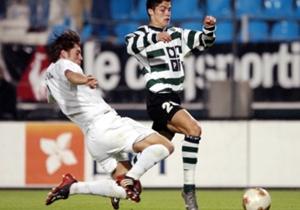 CRISTIANO RONALDO | PORTUGAL | SPORTING LISBON (2003)