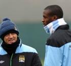 Mancini: ¿Yaya Touré? Ya veremos...