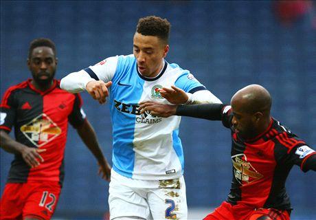 Match Report: Blackburn 3-1 Swansea