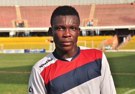 We'll bounce back against Liberty – Aidoo