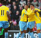 Ratings: Southampton 2-3 C. Palace