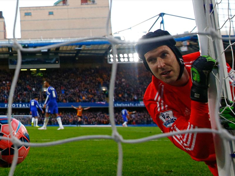 Cech: Chelsea must clean up FA Cup mess