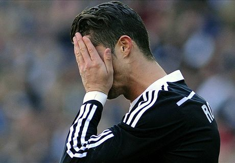 CR7's Two-Match Ban Far Too Lenient