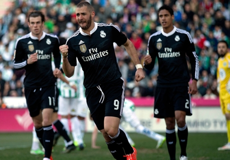 FT. Cordoba 1-2 Real Madrid