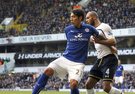 Player Ratings: Tottenham 1-2 Leicester