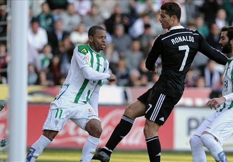 Match Report: Cordoba 1-2 Real Madrid