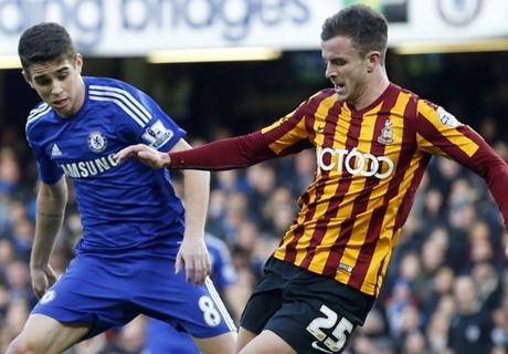 Copa da Ingl.: Chelsea 2 x 4 Bradford