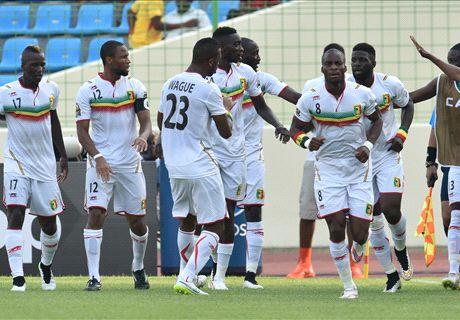 Guinea & Mali end in draw