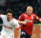 Résumé de match, Lille-Monaco (0-1)