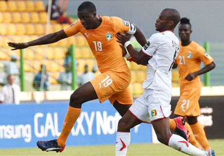 Player Ratings: Cote d'Ivoire 1-1 Mali