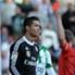 Cristiano Ronaldo fue expulsado a los 87 minutos de juego.