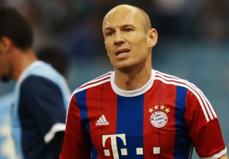 Bayern want invincible season - Robben