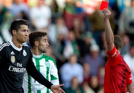 Ronaldo'nun cezası açıklandı