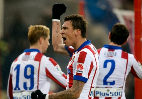 Match Report: Atletico Madrid 3-1 Rayo