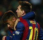 Noten: Messi & Neymar brillieren