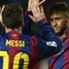 Lionel Messi Neymar Elche Barcelona La Liga 01242015