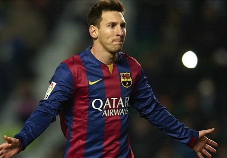 Mathieu confirms Messi-Luis Enrique row