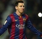 Golden Shoe: Messi nears Ronaldo