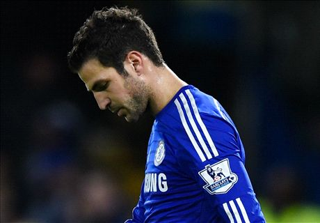Cesc reflects on Chelsea - Arsenal