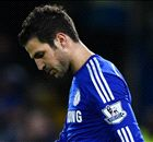 Fabregas limps out of League Cup clash