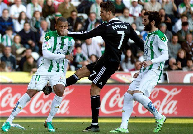 رسمياً   الاتحاد الإسباني يعاقب كريستيانو رونالدو بالإيقاف لمباراتين -