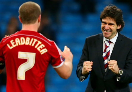 Karanka hails Boro after stunning City