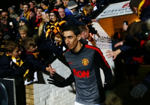 It was a bizarre 24 hours of football across Europe which started with Louis van Gaal's strong Manchester United side taking on League Two Cambridge United on Friday.