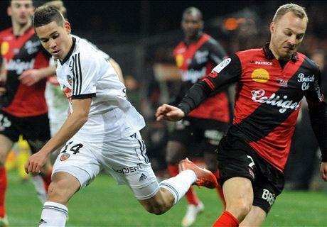 Résumé de match, Guingamp-Lorient (3-2)