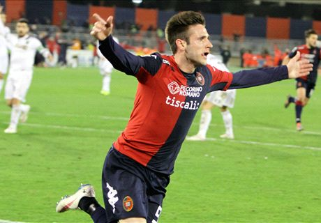 Laporan: Cagliari 2-1 Sassuolo